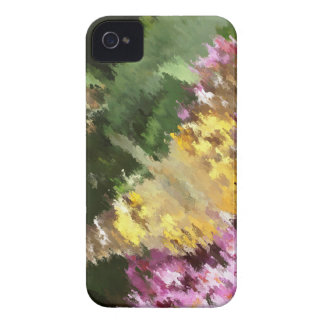 Painted Lady Butterfly Acrylic Effect iPhone 4 Covers
