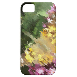 Painted Lady Butterfly Acrylic Effect iPhone 5 Case