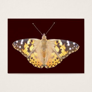 Painted Lady Butterfly ~ ATC Business Card