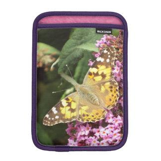 Painted Lady Butterfly, Feminine iPad Mini Sleeve