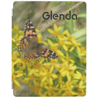 Painted Lady Butterfly iPad Smart Cover