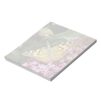 Painted Lady Butterfly Scratch Pads