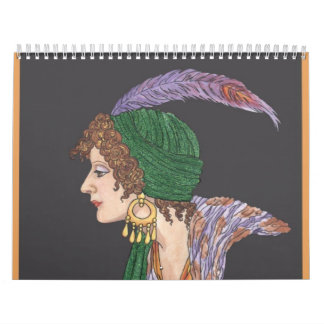 Painted Lady Calendar