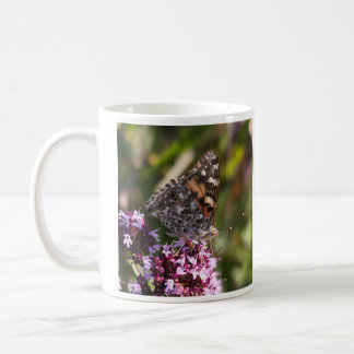 Painted Lady Coffee Mug
