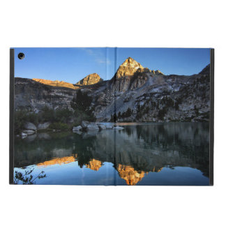 Painted Lady Sunset Upper Rae Lake John Muir Trail Cover For iPad Air