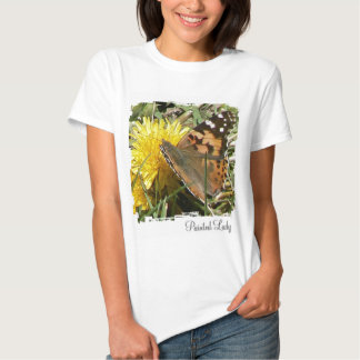 Painted Lady Tee Shirt