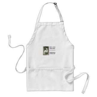 Painted Laydies Consultant apron