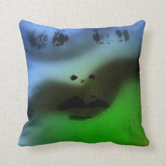 Painted Lies Pillow