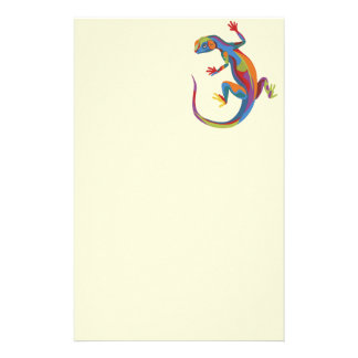 Painted Lizard Stationery