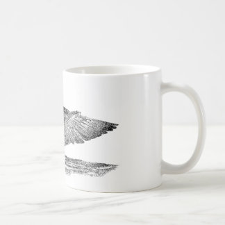 Painted Loon Mug