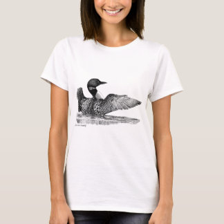 Painted Loon T-Shirt