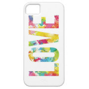 Painted Love iPhone Case Cover For iPhone 5/5S