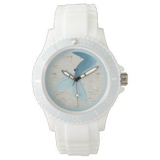 Painted Mermaid Collection Watch
