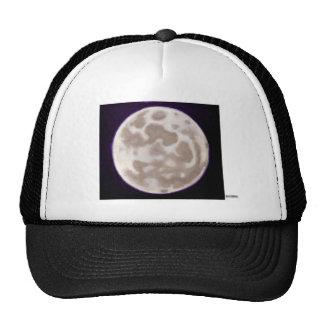Painted Moon Trucker Hat