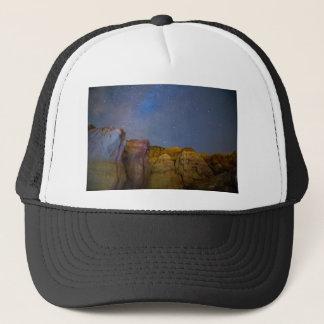 Painted Night Trucker Hat