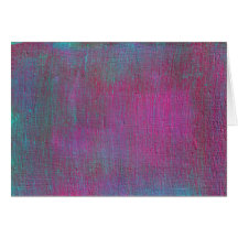 Painted Notecard Stationery Note Card