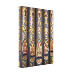 Painted organ pipes canvas prints