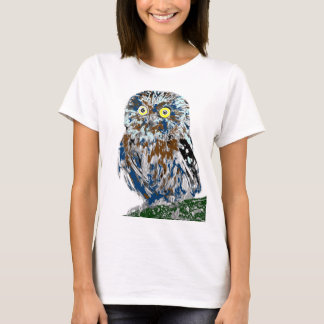 Painted owl T-Shirt