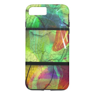Painted Panes Abstract iPhone 7  Plus Case