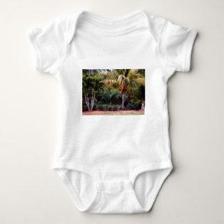 Painted Paradise Baby Bodysuit