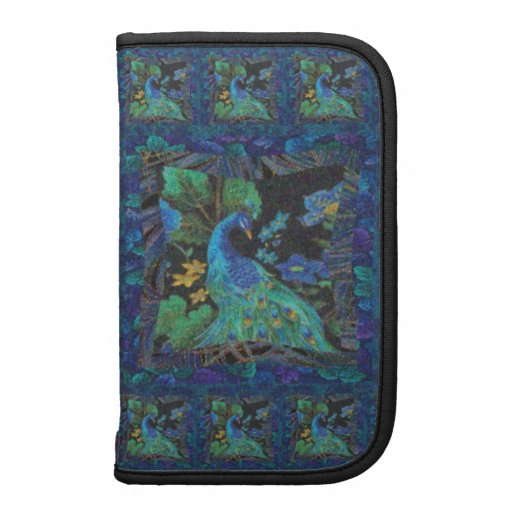 Painted Peacock Planner