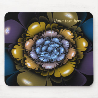 Painted Petals Mouse Pad