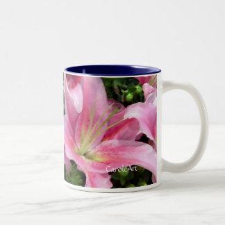 """""""Painted Pink Rubrums"""" Mug"""
