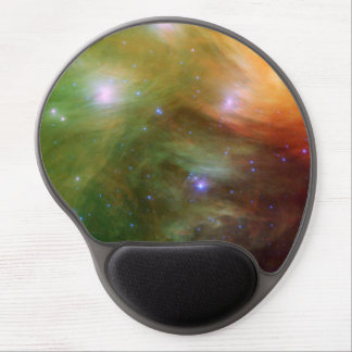 Painted Pleiades Gel Mouse Pad