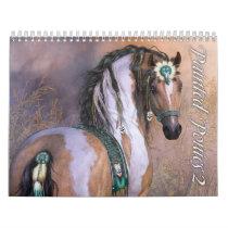 Painted Ponies 2 Calendar