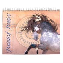 Painted Ponies Calendar