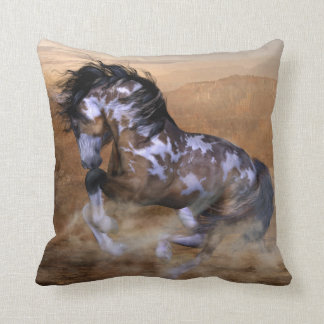 Painted Pony American MoJo Pillow