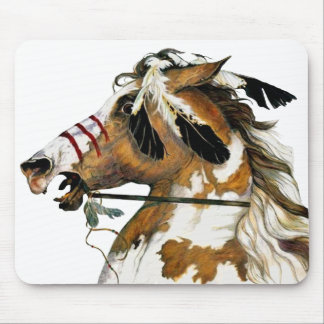 Painted Pony Mouse Pad
