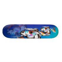 Painted Pony Skateboard