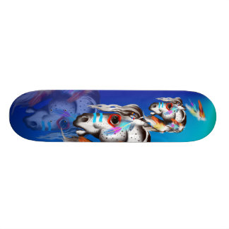 Painted Pony Skateboard
