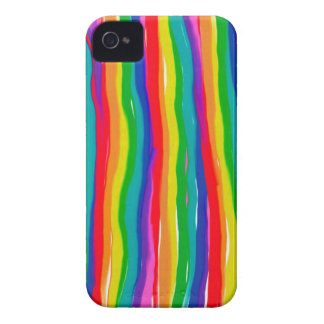 Painted Rainbows iPhone 4 Case