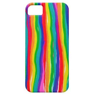 Painted Rainbows iPhone SE/5/5s Case