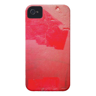 Painted Red iPhone 4 Cover