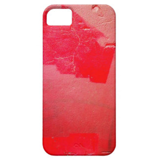 Painted Red iPhone SE/5/5s Case