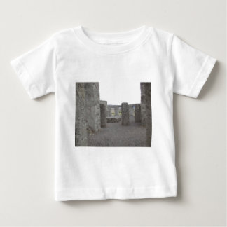 Painted Reflections of Stonehenge Baby T-Shirt