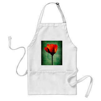 Painted Rose Aprons