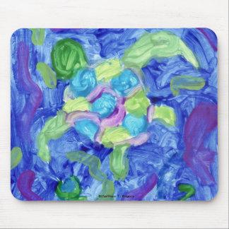 Painted Sea Turtle ~ Mousepad