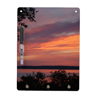 Painted Skies Dry Erase Whiteboards