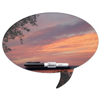 Painted Skies Dry-Erase Whiteboards