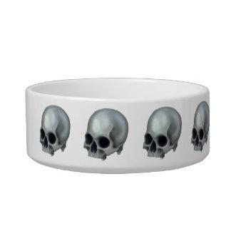 Painted Skull Pet Bowl