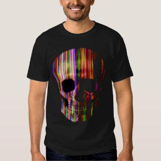 Painted Skull Shirt