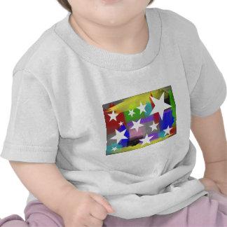 Painted Stars Shirt