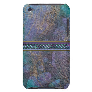 Painted Stone Colorful Abstract iPod Touch Cover