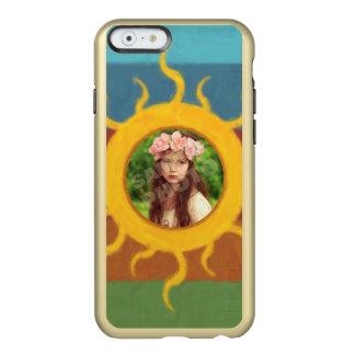 Painted Sun Photo Template Incipio Feather Shine iPhone 6 Case