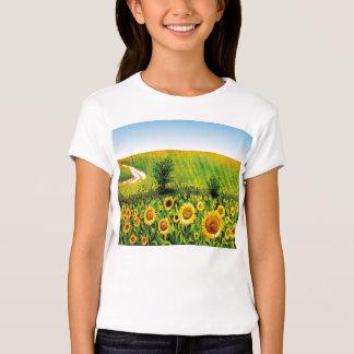 painted sunflowers T-Shirt