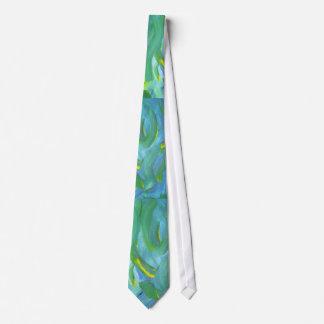 Painted Tie